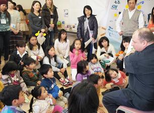 モンテッソーリ式国際幼児保育所・マイクロフランチャイズ式英会話スクールの設立と運営