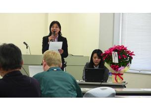 福島と中国をむすび地域活性・雇用促進・被災企業経営者支援=福島を元気にする事業