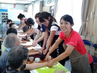 杜の都チームドルフィンドリーム PRESENTS ふれあい癒しを学んでボランティア1000人募集プロジェクト!